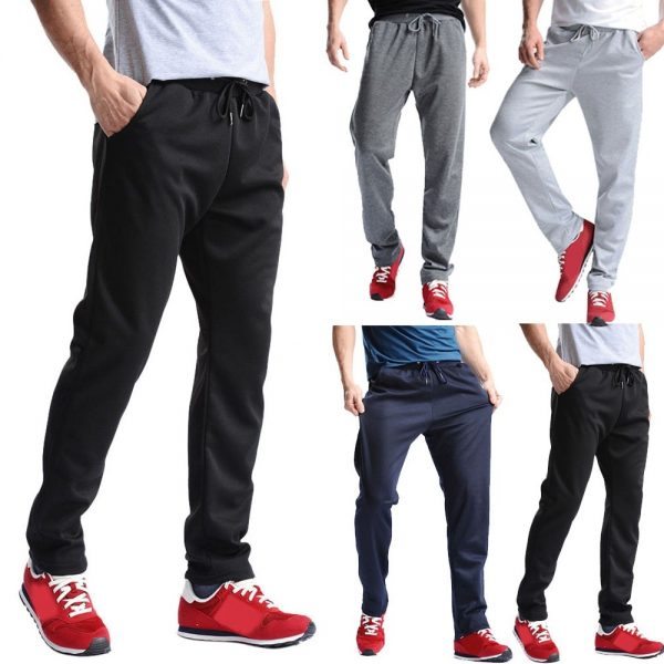 Men Sports Pants Hip Hop Joggers