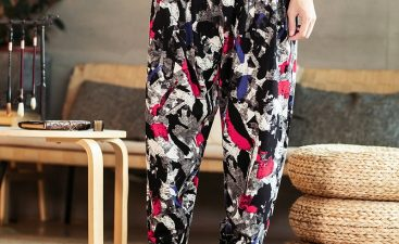 Why You Need to Buy Harem Trousers