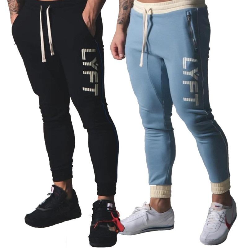 Men Sport Sweatpants Running Pants