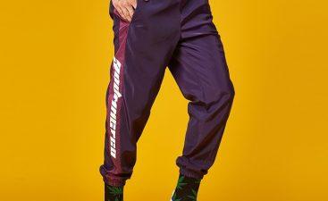 Fashion Design of Men's Pencil Pants