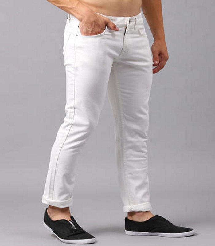 Top 5 Styles Of Wearing White Pants For Men