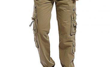 Buying Khaki Cargo Pants