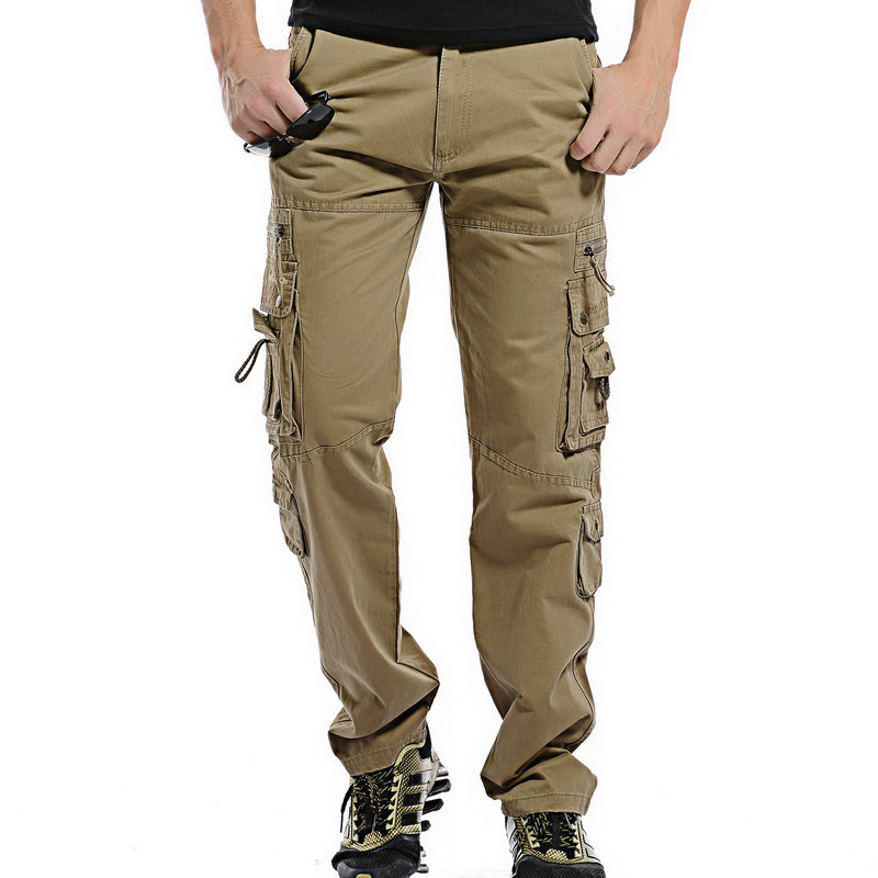 Buying Khaki Cargo Pants