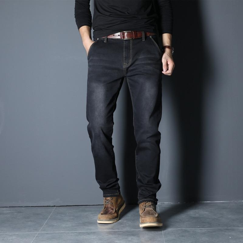 Men's Denim Jeans Style Cargo