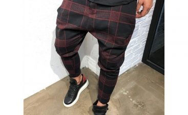 Mens Plaid Dress Pants - A Great Style For That Perfect Event