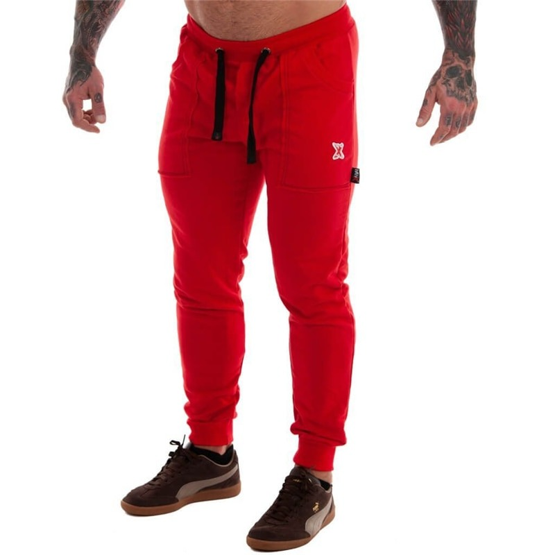 Buying Mens Red Pants