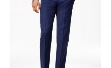 How To Take Care Of A Blue Dress Pants