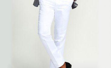Buying Mens White Dress Pants Online