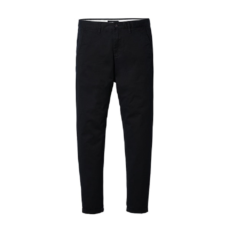 The Truth About Black Chino Pants