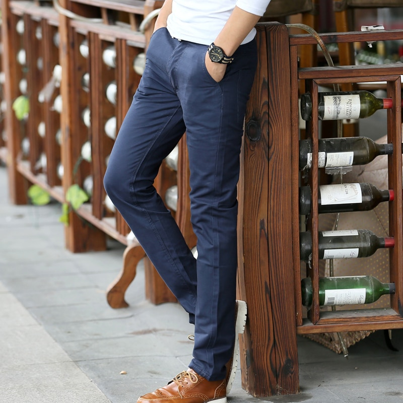 A Few Tips to Save Money on Blue Khaki Pants